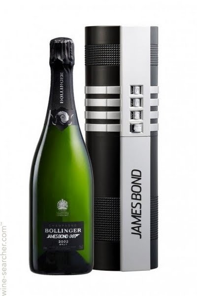 Bollinger 007 James Bond Edition