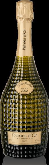2002er Champagne Palmes d'Or Cuvée Prestige